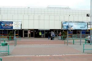 Aberdeen Flughafen