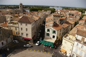 Mietwagen Arles