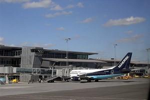 Billund Flughafen