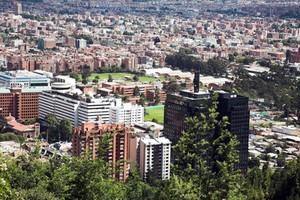 Mietwagen Bogota