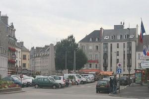 Mietwagen Cherbourg