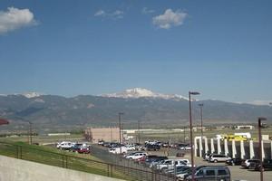 Mietwagen Colorado Springs Flughafen