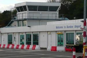 Dundee Flughafen
