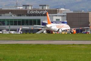 Edinburgh Flughafen