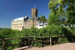 Mietwagen Eisenach