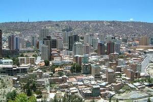 Mietwagen La Paz
