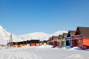 Mietwagen Longyearbyen