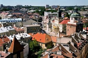 Mietwagen Lublin