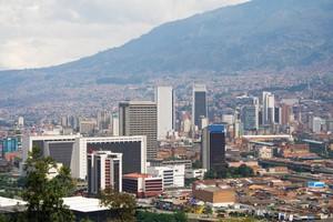 Mietwagen Medellin