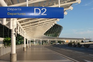 Nizza Flughafen
