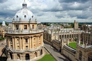 Mietwagen Oxford