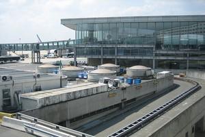 Paris Orly Flughafen