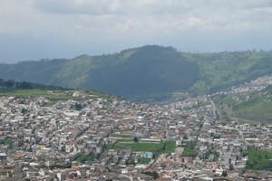 Mietwagen Quito