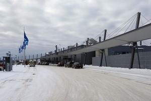 Mietwagen Rovaniemi Flughafen