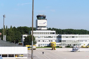 Salzburg Flughafen