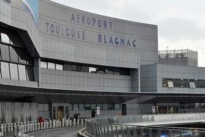 Toulouse Flughafen