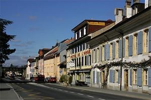 Mietwagen Yverdon Les Bains